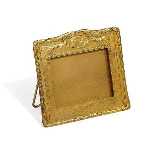 Tiffany Studios Louis XVI calendar frame, #1830