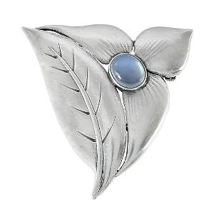 Madeleine Turner/Georg Jensen Inc.  Brooch