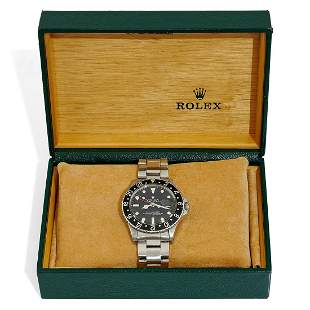 Rolex GMT-Master Oyster Perpetual wristwatch