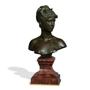 Auguste Louis Mathurin Moreau, Bust of Diana