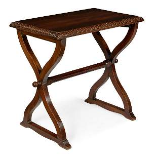 Spanish Colonial side table