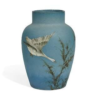 Matthew Daly / Rookwood Pottery Dull Finish vase