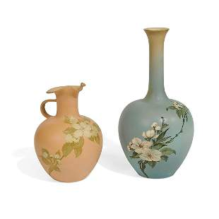 Matthew A. Daly for Rookwood Pottery vase