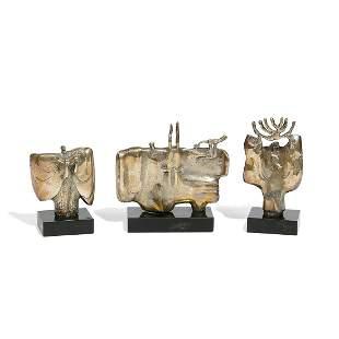 Elbert Weinberg, Judaic Figural Sculptures