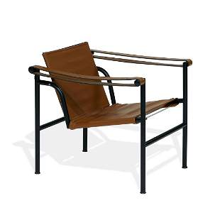 Le Corbusier for Cassina, LC1 lounge chair
