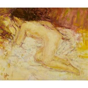 Louis P. Fabien, La Chambre Rose, 1967
