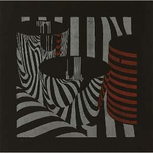 Jeanette Pasin Sloan, Mexican Zebra, 1987