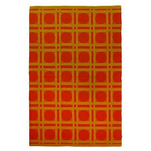 Wittrup flat-weave rug