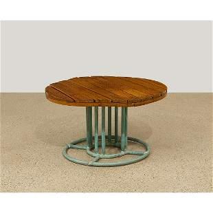 Walter Lamb for Brown Jordan coffee table