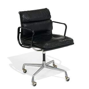 Eames for Herman Miller Softpad desk chair
