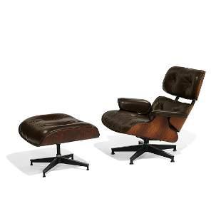Eames, Herman Miller 670 / 671 chair & ottoman