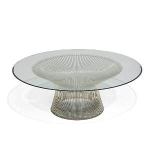 Platner, Knoll International Platner coffee table