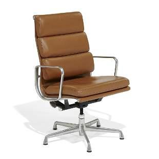 Eames, Herman Miller Softpad executive armchair