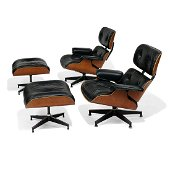 Eames for Herman Miller 670 / 671 lounge chairs ...