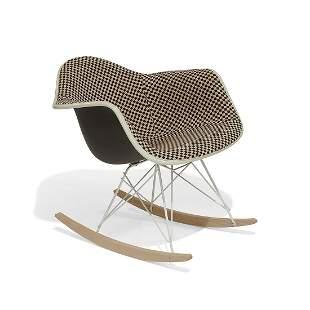 Herman Miller Eames Office RAR-1 rocking chair