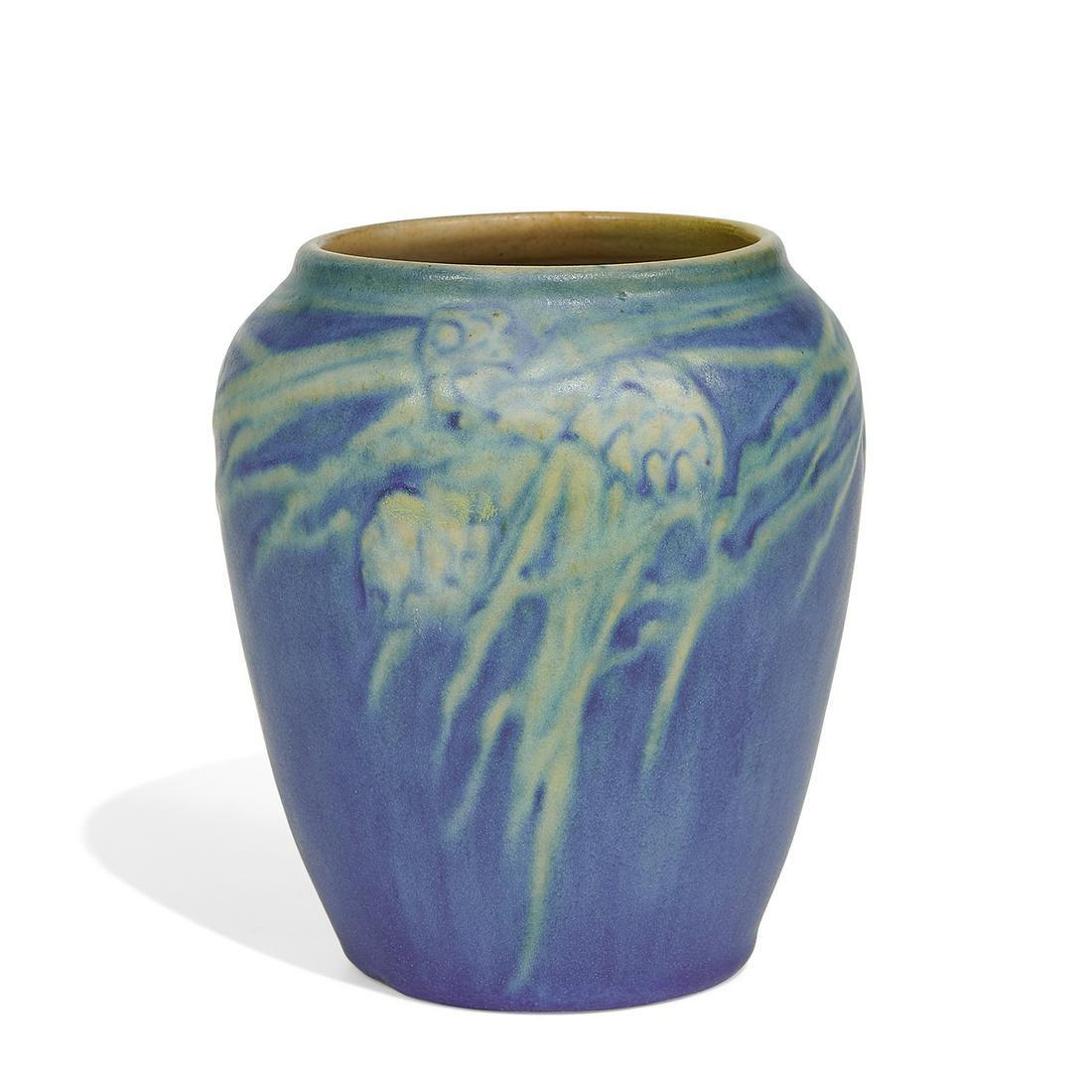 Henrietta Bailey, Newcomb Pine Cone & Needle vase
