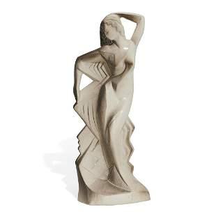 Waylande Gregory, Cowan Pottery Burlesque Dancer