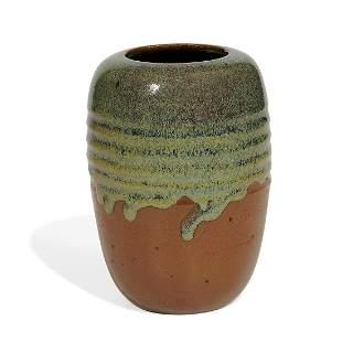 Auguste Delaherche vase, shape number 5817