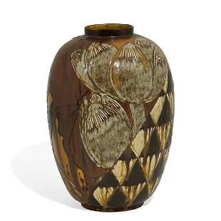 William E. Hentschel, Rookwood monumental vase
