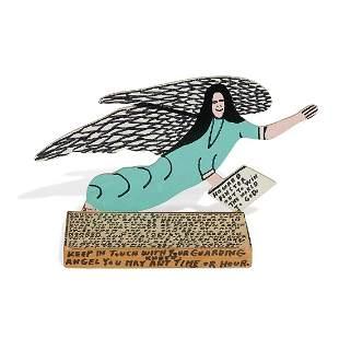 Howard Finster, Angel from God, 1990