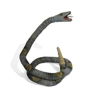 Leroy Archuleta, Bottle Cap Rattlesnake