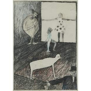 Mana Lagerholm, Drawing I