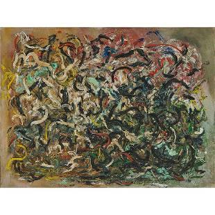 Artist Unknown, Fiesta, 1960