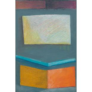 Artist Unknown, Geometric Abstraction