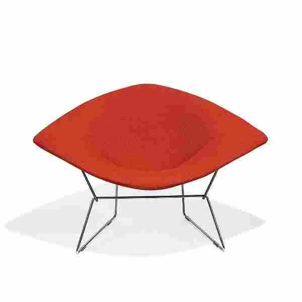 Harry Bertoia for Knoll wide Diamond chair