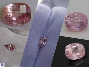 Padparadscha Sapphire, unheated, premium GIA 1.77 ct