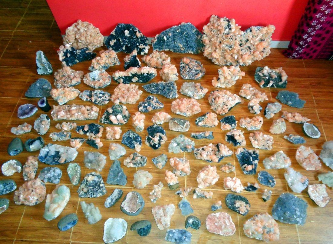 Big Lot mix  Zeolite minerals 300 item