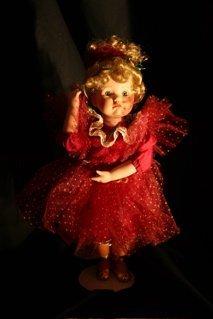 1: Sugar Plum Fairy Doll