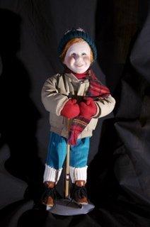 3: Winterfest doll set (of 2)