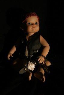 "15: ""Little Biker"" dolls"