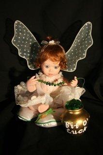 """16: """"Bit O' Luck"""" doll"""