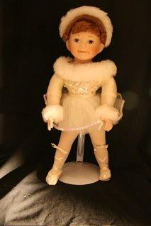 """18: """"My Little Ballerina"""" Doll"""