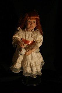 "20: ""Polly"" Tea Party doll"