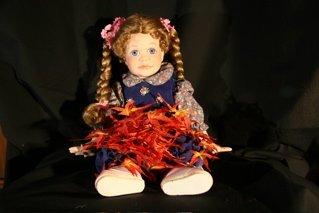 """23: """"Allison"""" Autumn doll"""