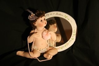 """24: """"Pretty as a Picture"""" doll"""