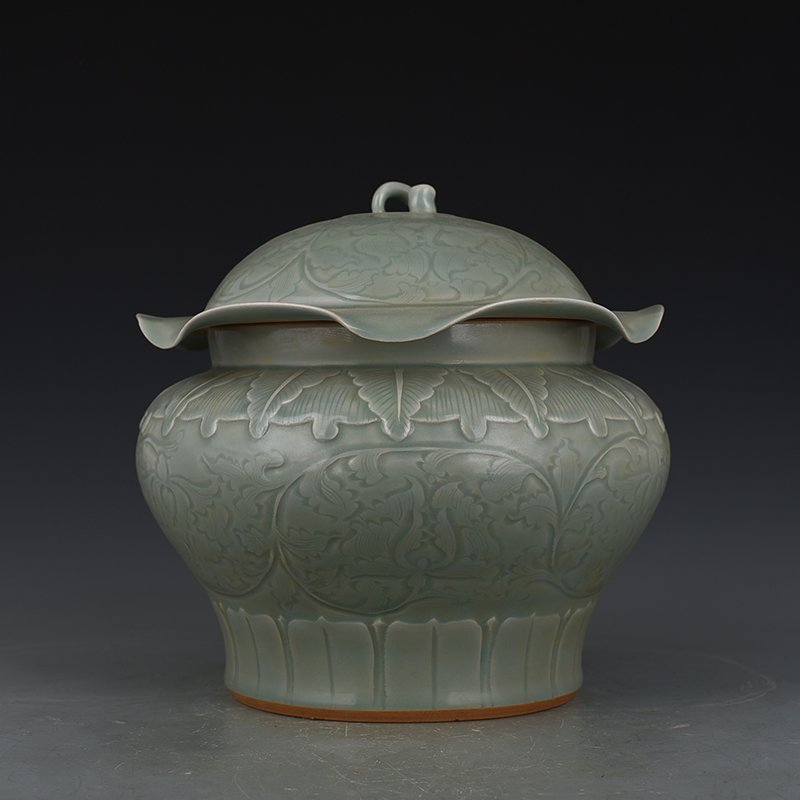 Chinese Song Dynasty Porcelain Pot