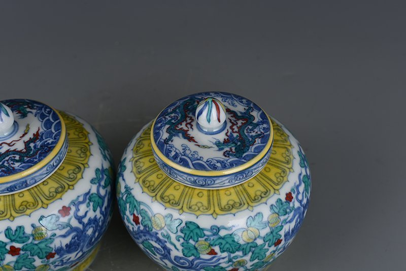 Chinese Ming Dynasty Period Porcelain Pot - 3