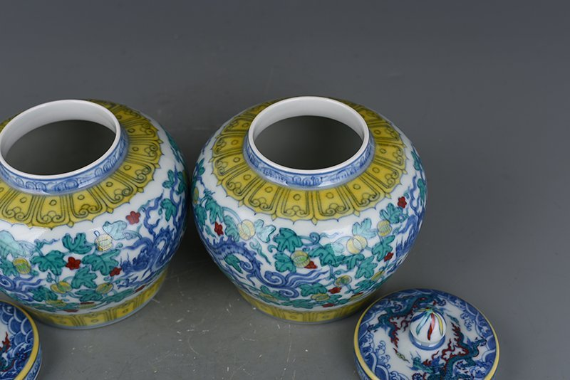 Chinese Ming Dynasty Period Porcelain Pot - 4