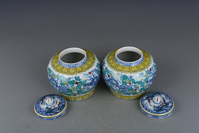 Chinese Ming Dynasty Period Porcelain Pot - 5
