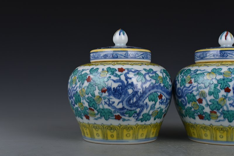Chinese Ming Dynasty Period Porcelain Pot - 6