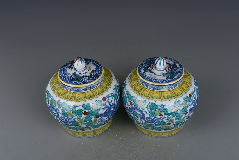 Chinese Ming Dynasty Period Porcelain Pot - 7