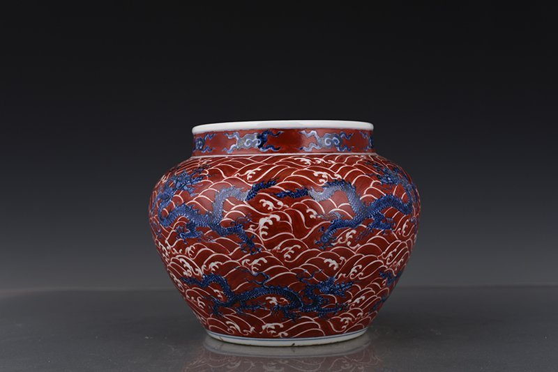 Chinese Ming Dynasty Period Porcelain Jar - 2