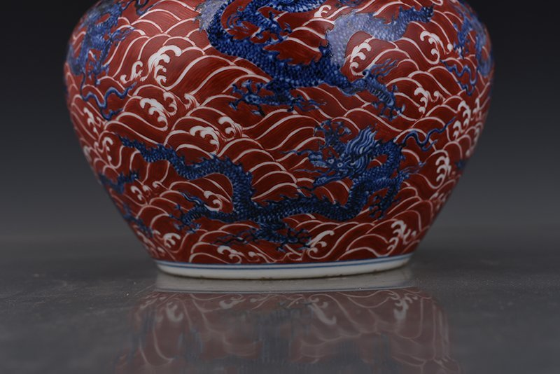 Chinese Ming Dynasty Period Porcelain Jar - 3