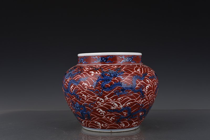 Chinese Ming Dynasty Period Porcelain Jar - 5