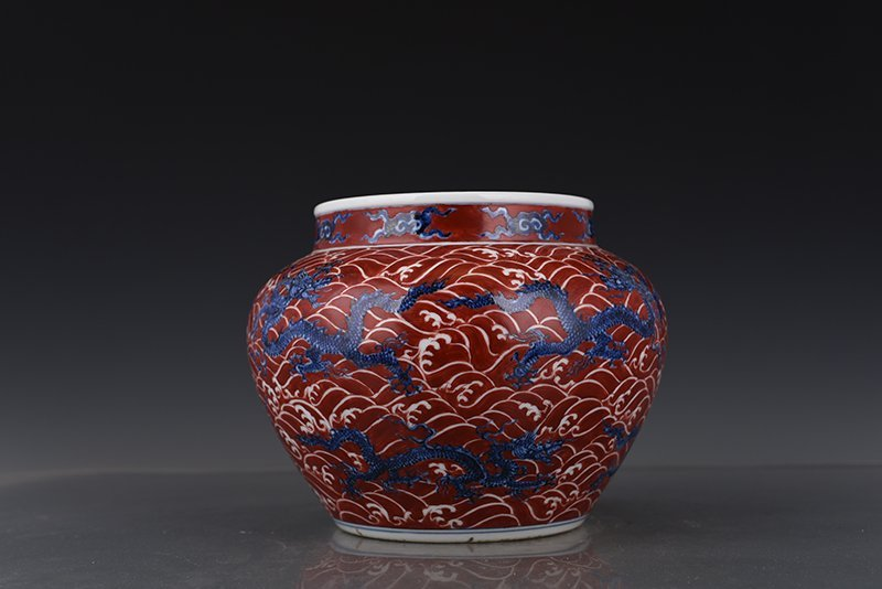 Chinese Ming Dynasty Period Porcelain Jar - 6