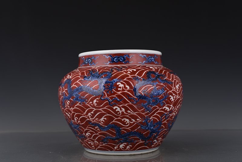 Chinese Ming Dynasty Period Porcelain Jar - 8